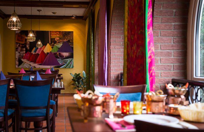 Restaurant nachher – Neugestaltung der Einrichtung